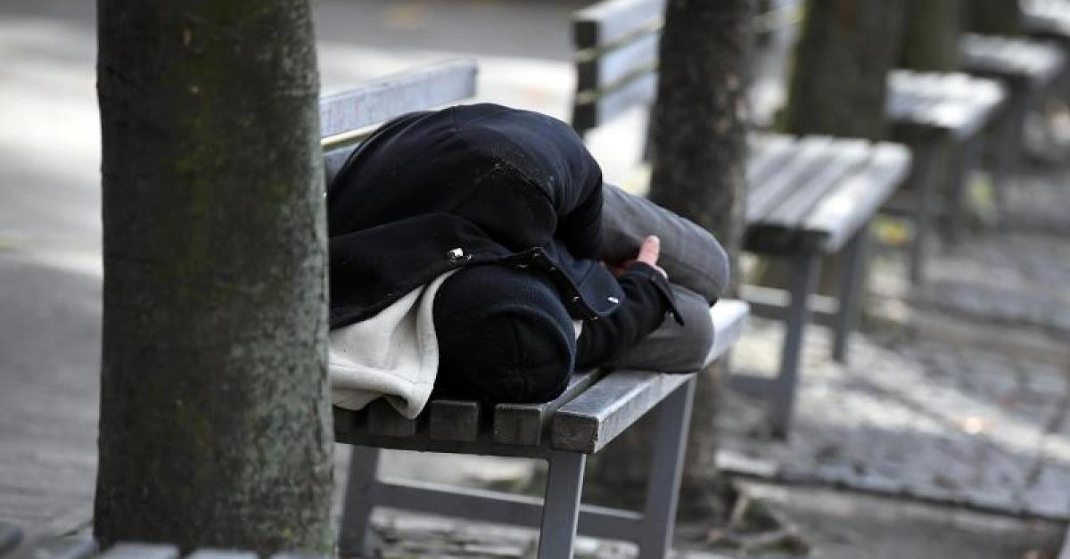 Auch Menschen aus der Mittelschicht rutschen inzwischen in die Obdachlosigkeit ab