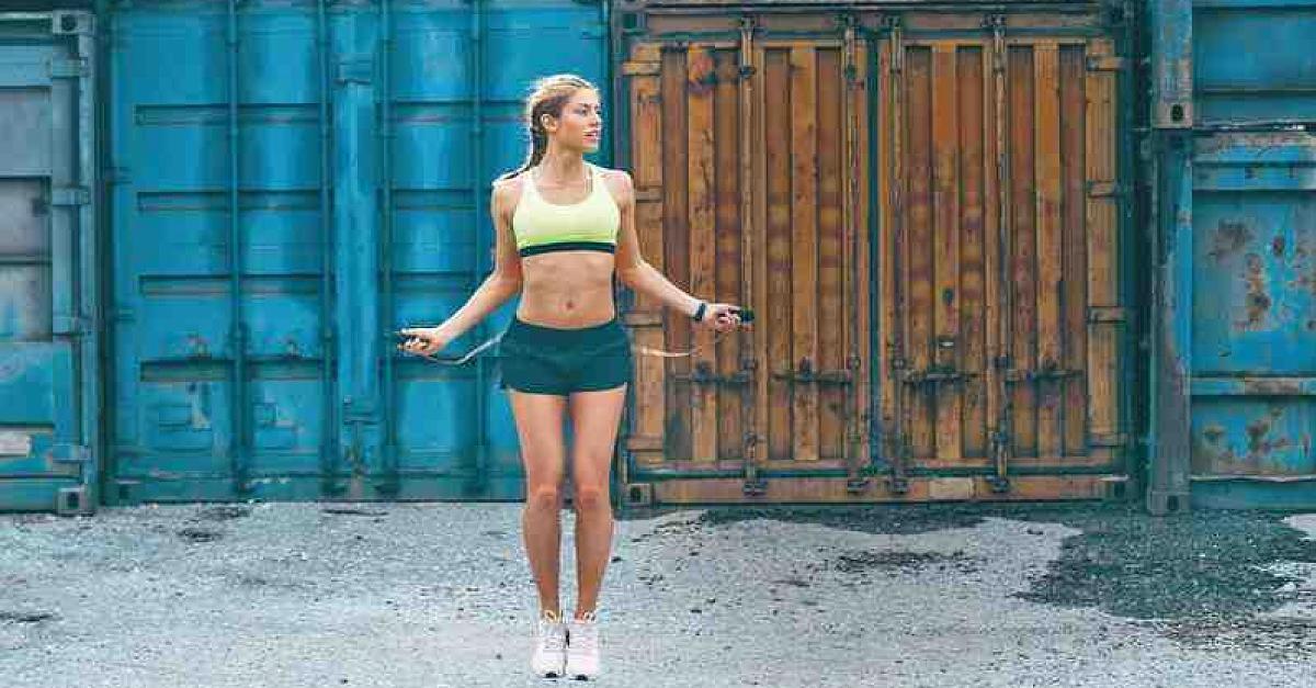 1000-Kalorien-Workout: Mit dem neuen Intervall-Programm schmelzen die Pfunde