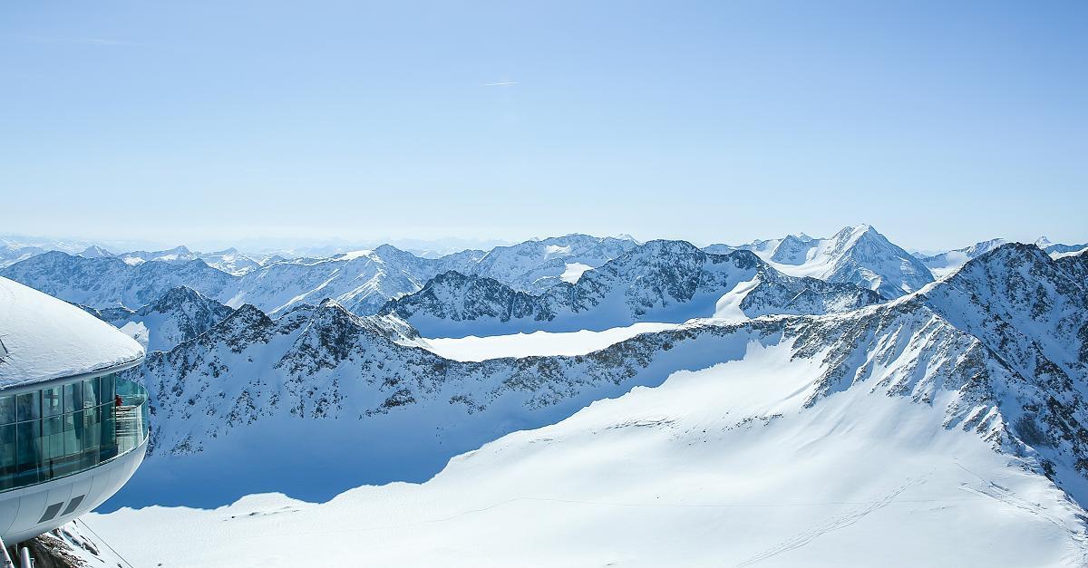 Für das größte Gletscherskigebiet der Welt: Tirol will Gipfel sprengen - Umweltschützer sind empört