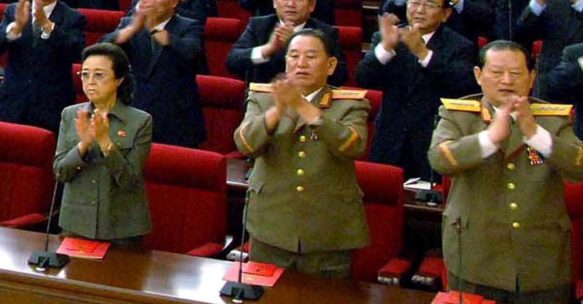 Totgeglaubte Tante von Kim Jong Un tritt nach sechs Jahren plötzlich wieder öffentlich auf