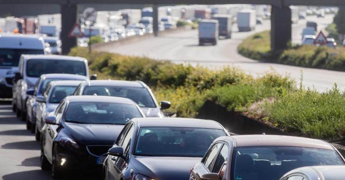 ADAC warnt: Hier drohen an Pfingsten lange Staus und dichte Straßen