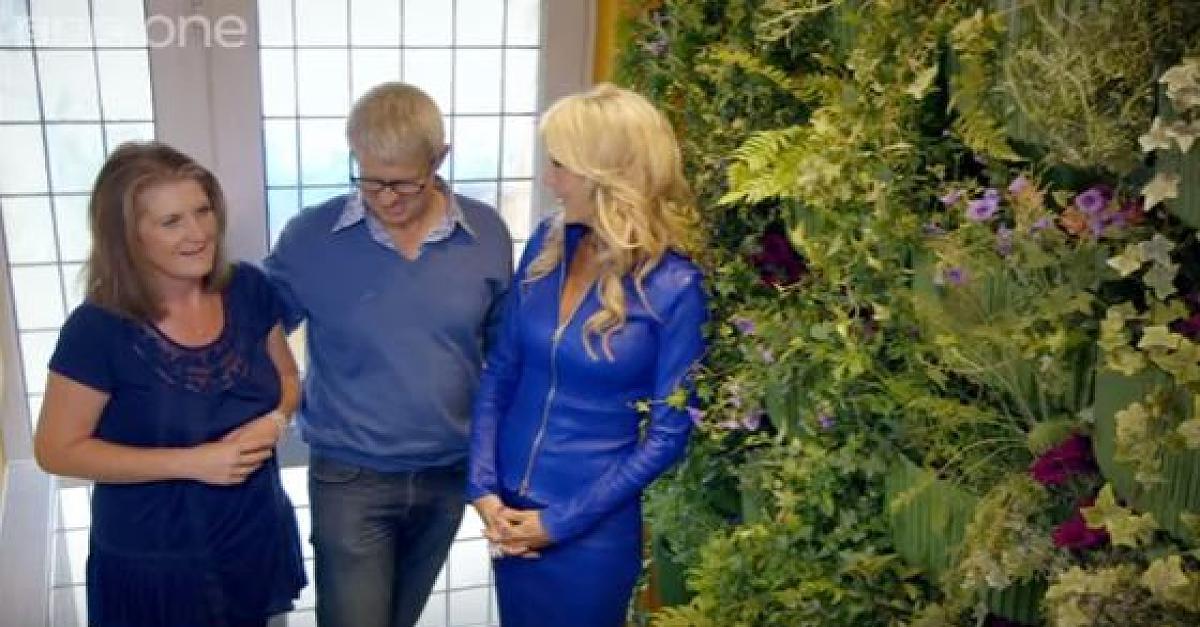Ehepaar lässt Haus in TV-Show renovieren - am Ende weint die Frau, aber nicht vor Glück