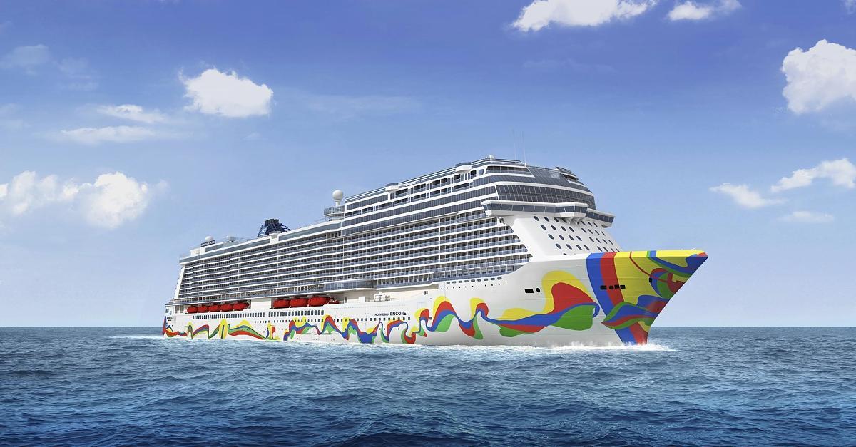 Für Actionfans und Erholungssuchende: Das neue Kreuzfahrtschiff Norwegian Encore