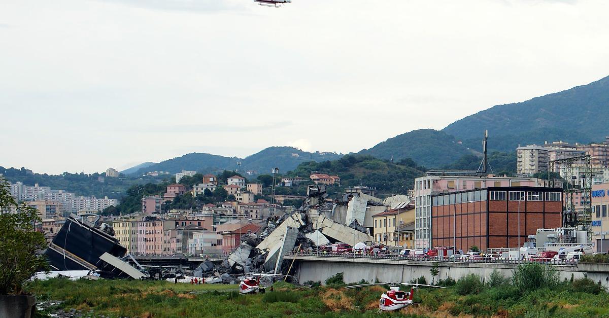 Experte zu Tragödie in Genua: