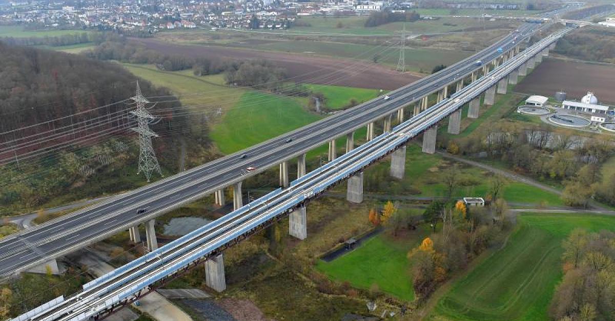 Schnellstrecke München-Berlin: Bahn-Chef eröffnet Meilenstein