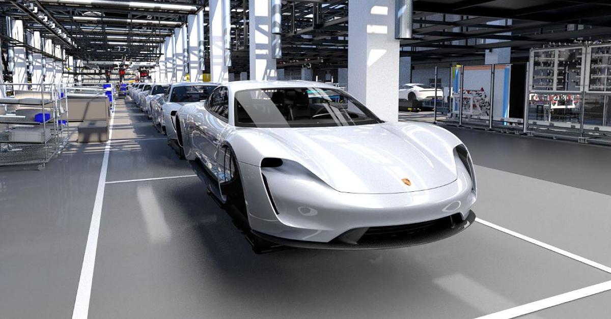 Porsche bringt Elektro-Renner Taycan als Sport Turismo und mit Heckantrieb
