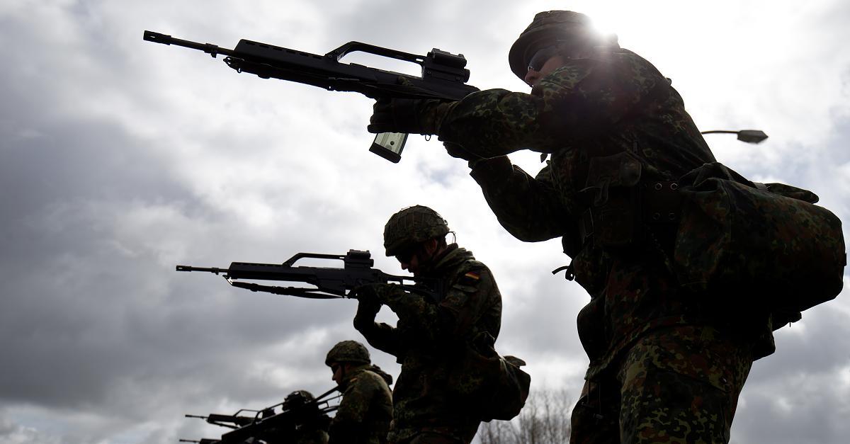 Hoher dreistelliger Millionenbetrag: Bundeswehr bestellt neue Waffen