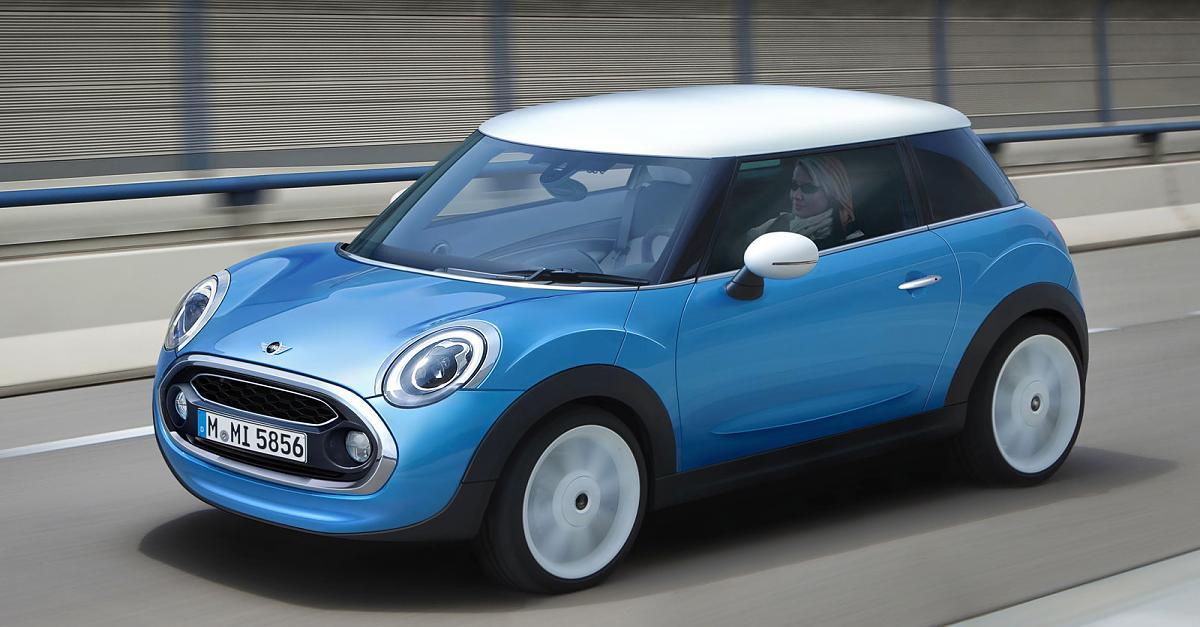 Mini bringt neues Einstiegsmodell - 3,4 Meter lang, elektrisch, Discount-Preis