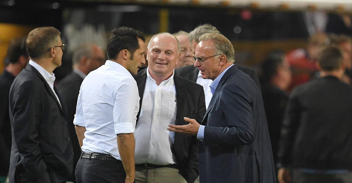 Spiel mit dem Feuer: Weshalb die Transfer-Taktik der Bayern-Bosse zu scheitern droht