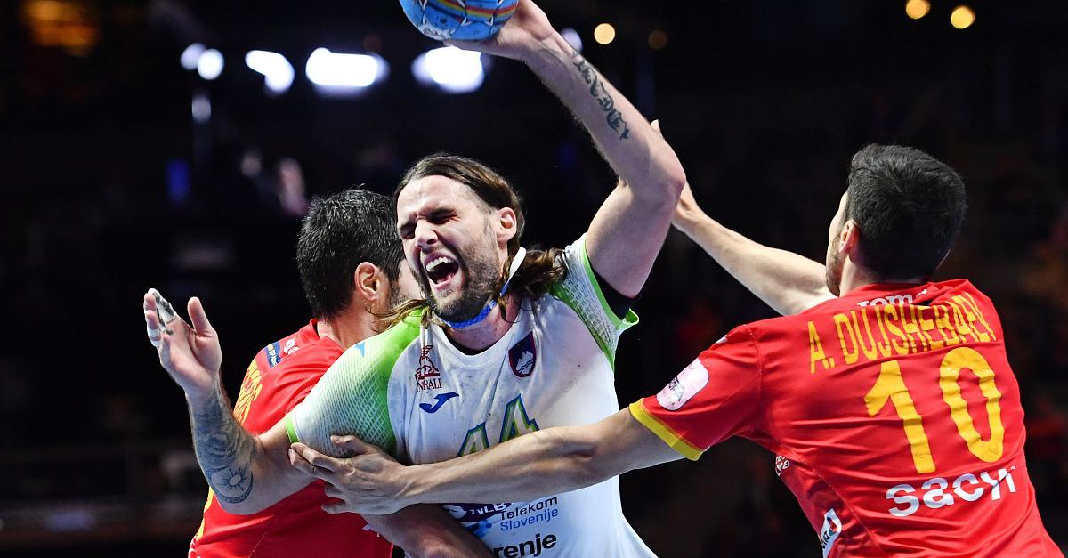 Handball-EM: Spaniel ringt Slowenien nieder und steht im Finale