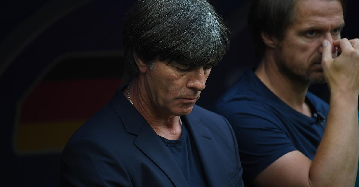 DFB-Wortführer fordern: