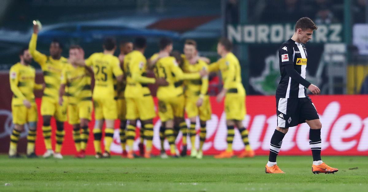 Reus sorgt mit Traumtor für glücklichen BVB-Sieg - Gladbach-Krise verschärft sich