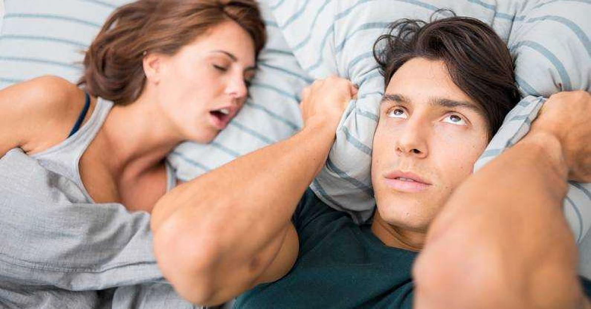 Schlafgewohnheiten im Vergleich: Frauen schnarchen mehr als Männer