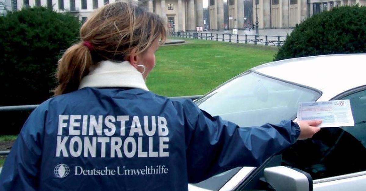 Trotz Krise! Deutsche Umwelthilfe setzte Menschen mit Abmahnung unter Druck