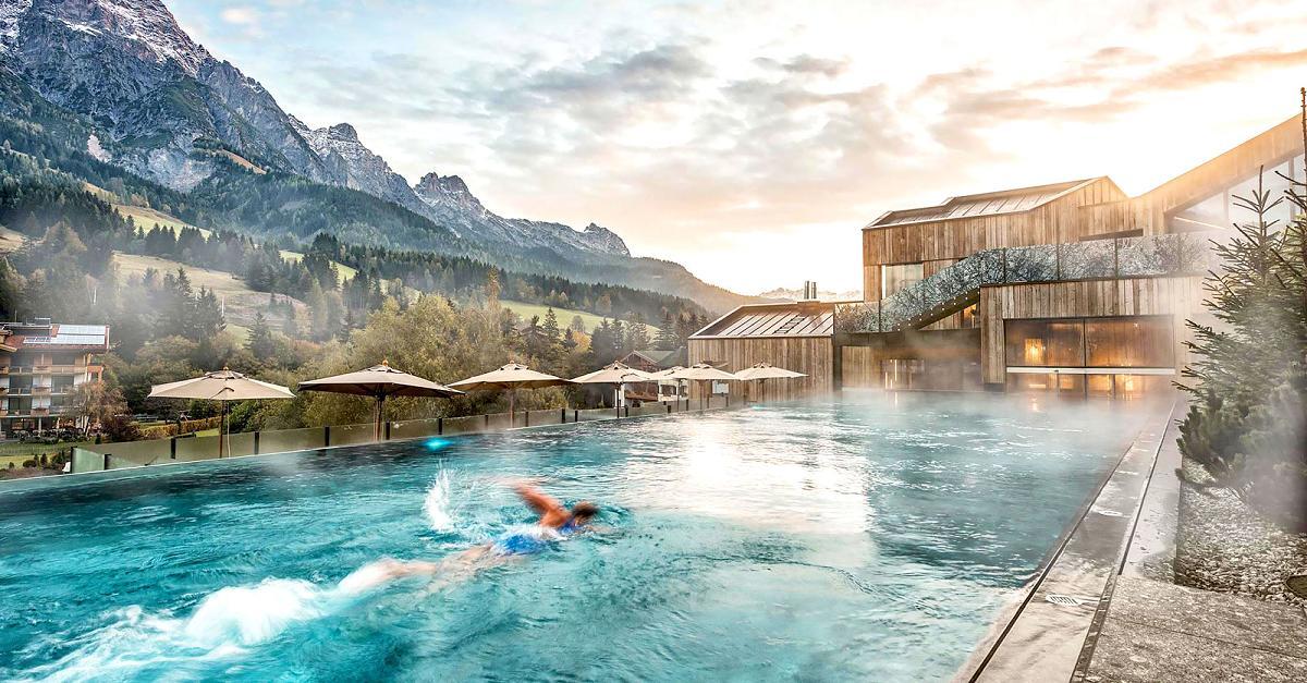 Abschalten und relaxen: Die 5 besten Wellness-Hotels in Europa