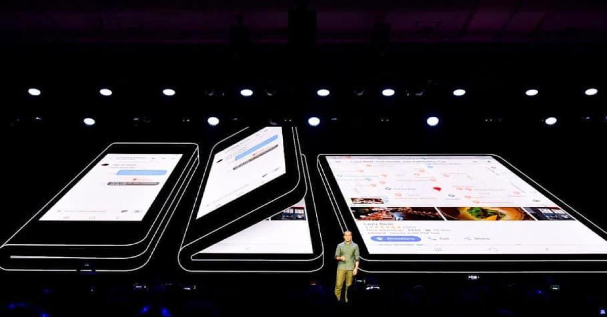 Spektakuläre Ausstattung! Erste Details zum neuen Samsung Galaxy Fold bekannt