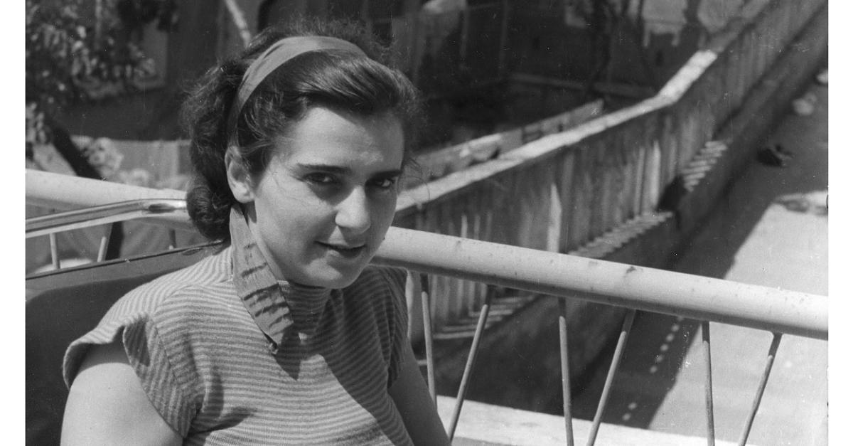 Das ist die Italienerin, die mit 18 Jahren freiwillig ins KZ ging
