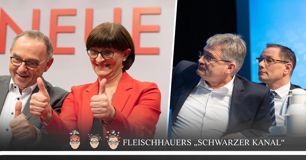 Jan Fleischhauer: Die neue SPD verbindet mehr mit der AfD, als viele denken