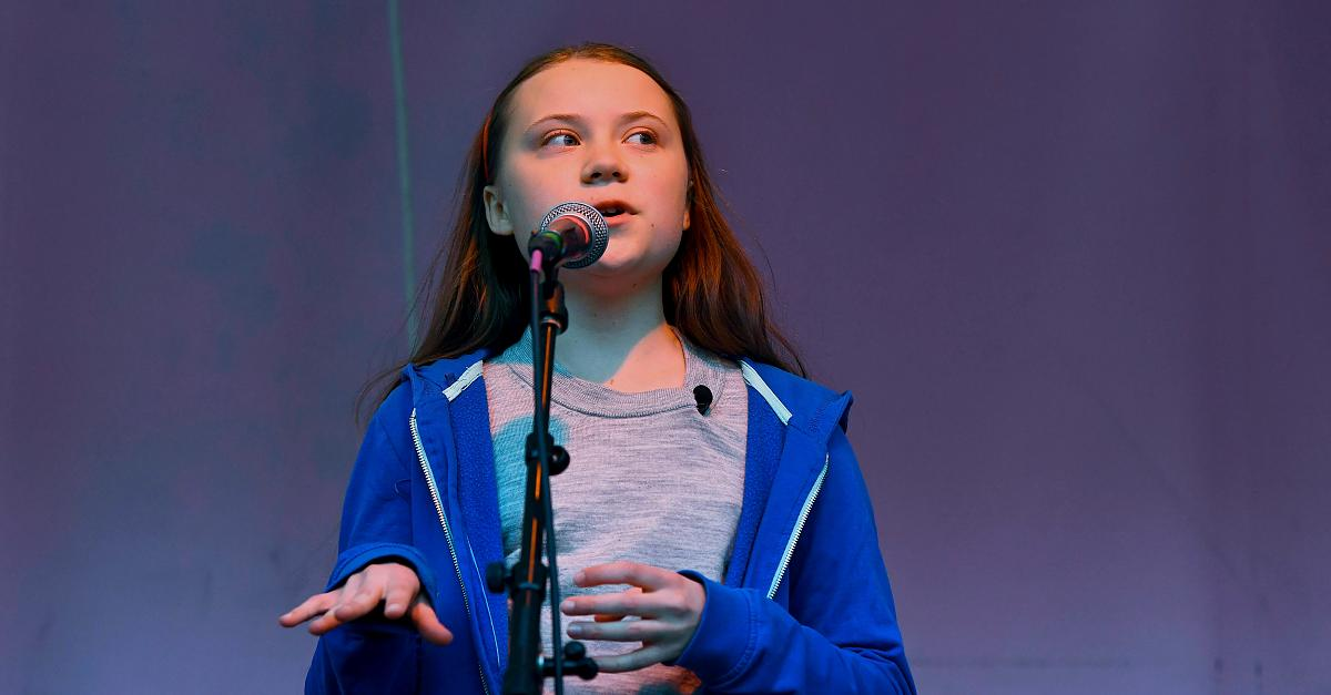 Empfangen wie ein Popstar: Greta Thunberg zu Besuch bei Londoner Klima-Aktivisten