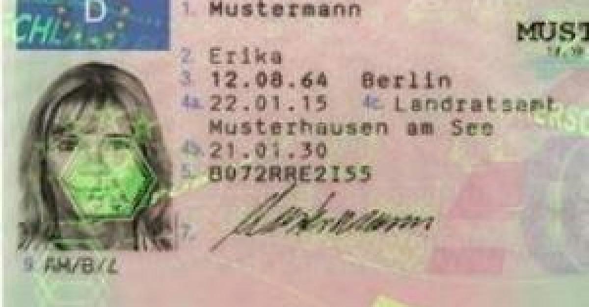 43 Millionen deutsche Führerscheine werden bald ungültig! Was ihr jetzt wissen müsst