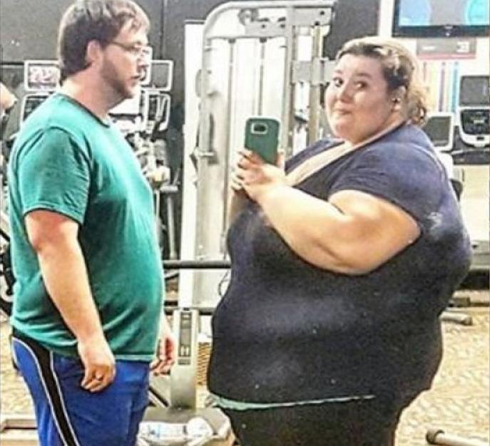 US-Pärchen nimmt in zwei Jahren 200 Kilo ab - so sehen die beiden heute aus