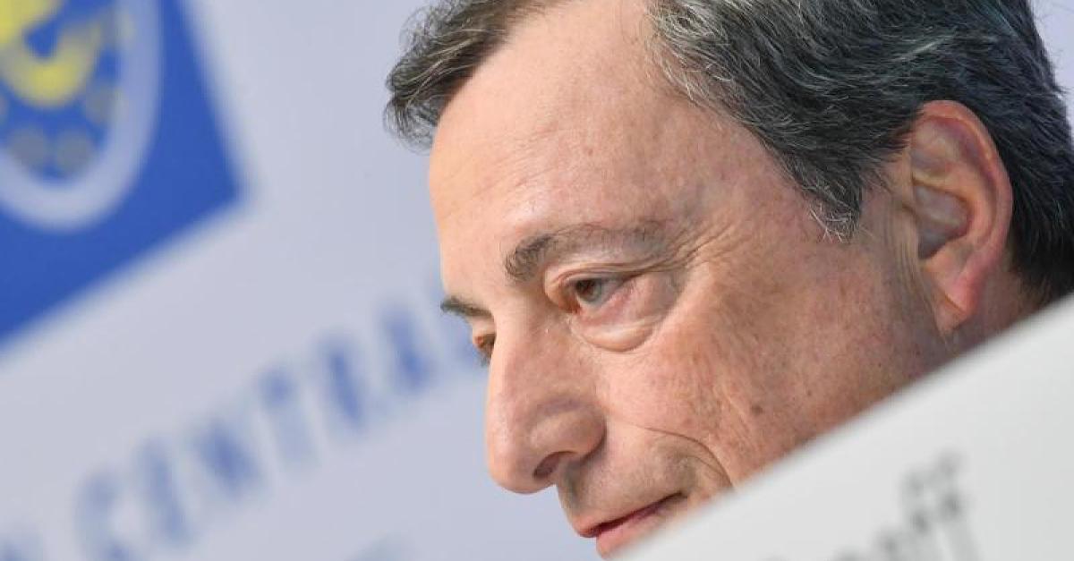 Wir alle sind gefangen im Spiegelkabinett des Herrn Draghi