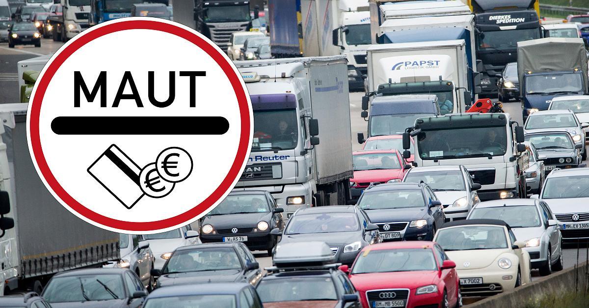 Autofahrern droht ultimativer Kosten-Hammer: Maut für alle und überall