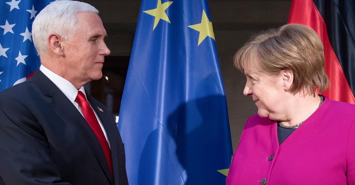 Eingekeilt zwischen USA und China: 5 dringende Botschaften an Deutschland