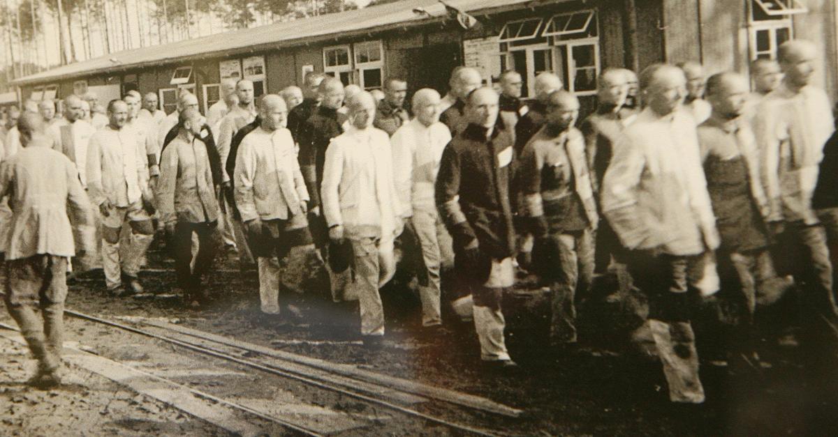 Sex in der Hölle: Himmlers abartiger Plan mit den KZ-Bordellen