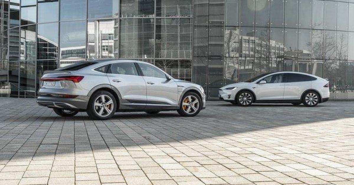 Audi e-tron Sportback im ersten Test: Ist der neue e-tron der bessere Tesla?