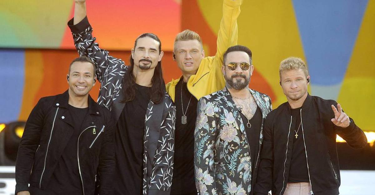 Mehrere Verletzte vor einem Auftritt der Backstreet Boys