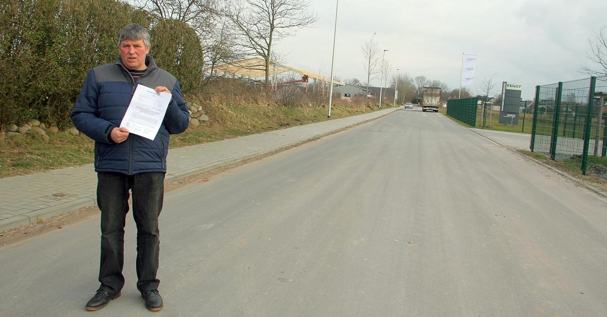Gemeinde baut neue Straße – und zwingt Anwohner, 100.000 Euro dafür zu zahlen