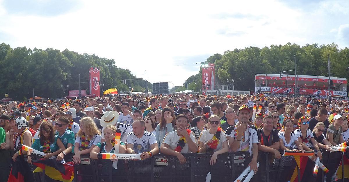 """""""Schland"""" hat seine Unschuld verloren: Rechte haben Deutschlands WM-Stimmung vergiftet"""