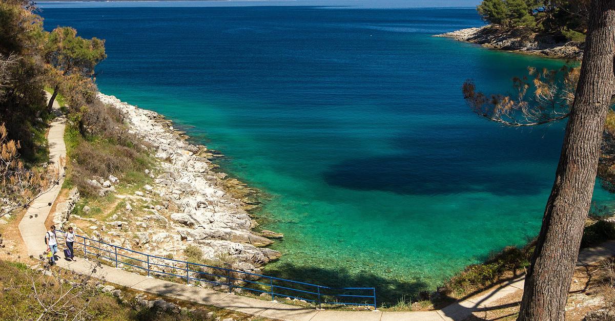 Karibikfeeling für wenig Geld: 7 kroatische Inseln für paradiesischen Urlaub