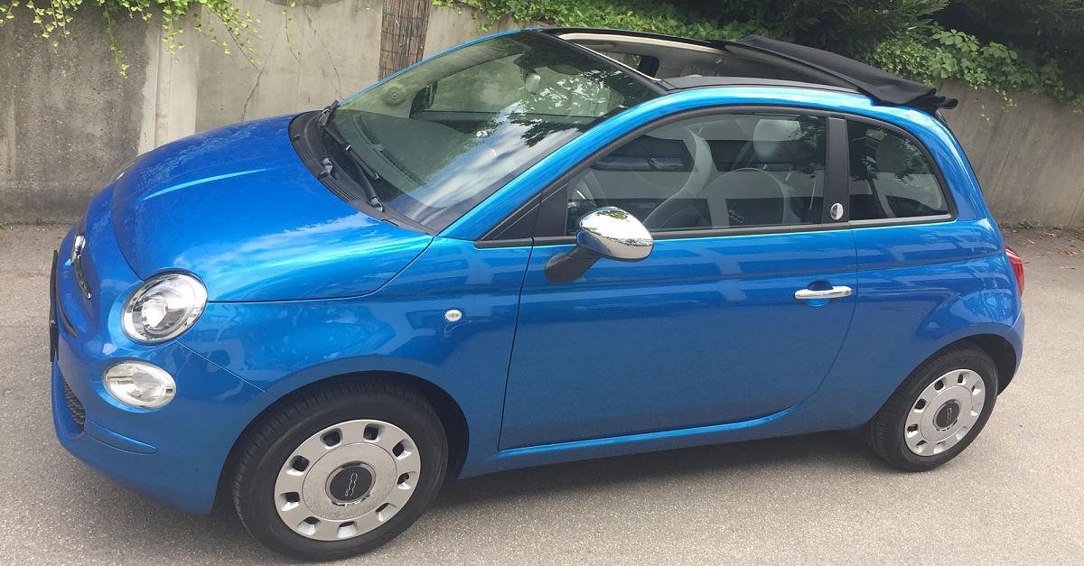 Dank Abwrackprämie extragünstig: Wieviel Kult steckt noch im Fiat 500?